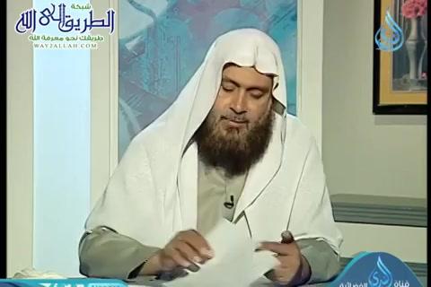 علم سيدنا أبي بن كعب رضي الله عنه ح60 -  13-4-2020 - الجيل الفريد