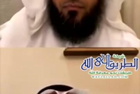 الخوف والهلع من كورونا عظات ودروس - لقاء الدكتور مطلق الجاسر مع الشيخ الدكتور عثمان الخميس