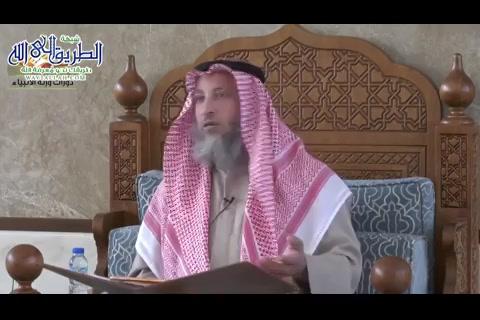(28) الدرس الثامن والعشرون (شرح مختصر العقيدة للشيخ خالد المشيقح)