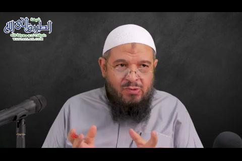 34- بين الخبر والإنشاء ج1 - الصفوة المحلاة كأنك تراه
