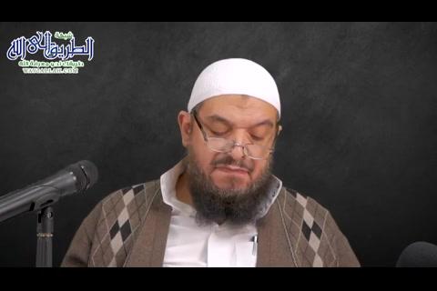 35- بين الخبر والإنشاء ج2 - الصفوة المحلاة كأنك تراه