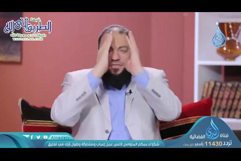 رمضانشهرالقرآنح3لقاءخاصدحازمشومانفيضيافةالشيخأبوبسطاممحمدمصطفى