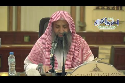 شرح ثلاثيات مسند الإمام أحمد 18