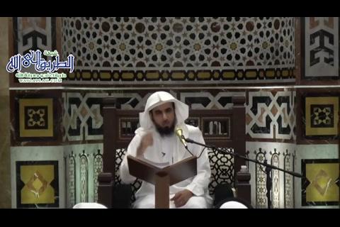 وصيةالنبيصلىاللهعليهوسلمللصديق-عبداللهالعجيري