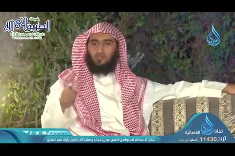 سعد بن معاذ  - استقم الموسم الثالث