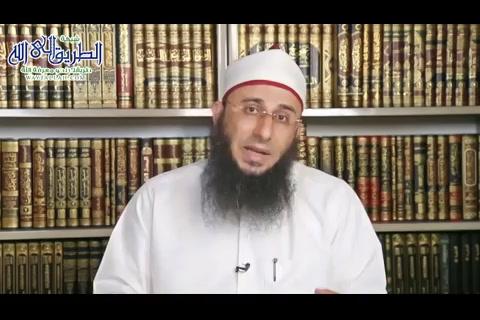 الدرس (124) مجالس شرح صحيح الإمام البخاري