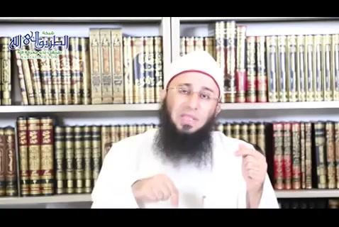 الدرس (48) كتاب الإيمان باب علامة المنافق-مجالس شرح صحيح الإمام البخاري