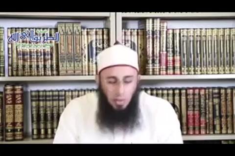 الدرس ( 58) كتاب الإيمان باب زيادة الإيمان ونقصانه 2 - مجالس شرح صحيح الإمام البخاري