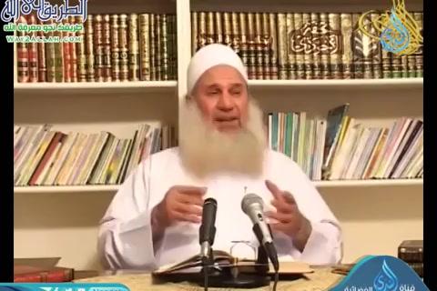 فضائل الصلاة - ح8 -  مختصر منهاج القاصدين
