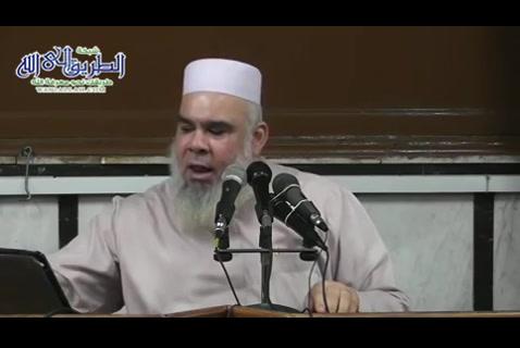 الدرس ( 63) 16/10/2012 - شرح كتاب زاد المعاد