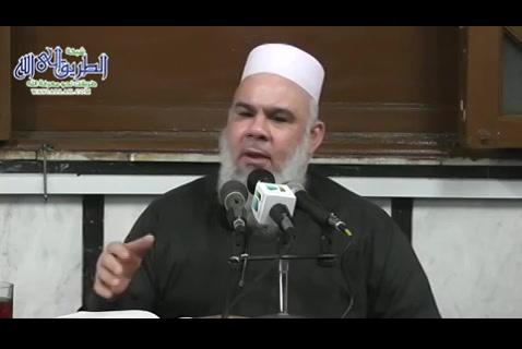 الدرس ( 81) 12/3/2013  حكم ترك الصلاة - شرح كتاب زاد المعاد