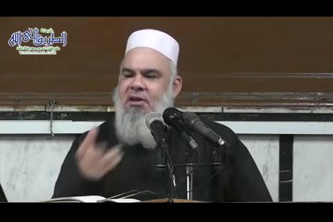 الدرس ( 87) 23/4/2013  أذكار بعد الصلاة- شرح كتاب زاد المعاد