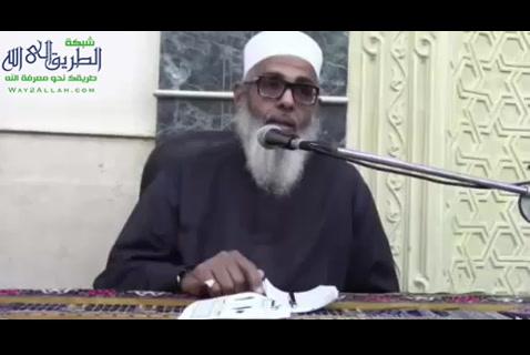 شرح كتاب القرآن (اللقاء السادس)