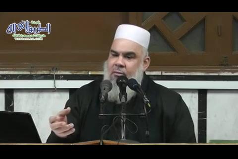 الدرس ( 74) الصلاة - 22/1/2013 - شرح كتاب زاد المعاد