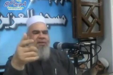 الدرس ( 32) شفاعته..حلفه..احكام الحلف - شرح كتاب زاد المعاد