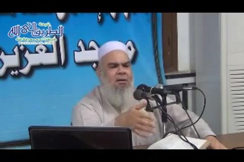 الدرس ( 34)تواضعه..خلقه..الحجامه - شرح كتاب زاد المعاد