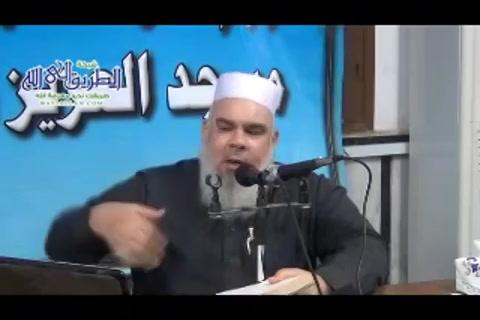 الدرس ( 37) مشيته وجلوسه عليه السلام - شرح كتاب زاد المعاد