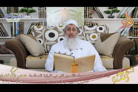 (601) أول ما بدأ به رسول الله من الوحي الرؤيا الصالحة ح 6982 (30/6/2020)