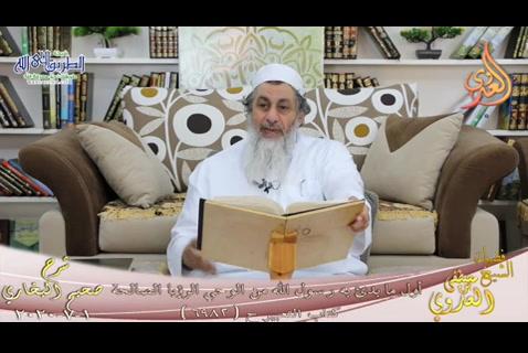 (602) أول ما بدأ به رسول الله من الوحي الرؤيا الصالحة ح 6982 (1/7/2020)