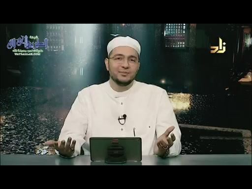 الحلقهالثالثه(منقراءالصحابة(2)ابنمسعودوزيدبنثابت)_قصةمقرئ