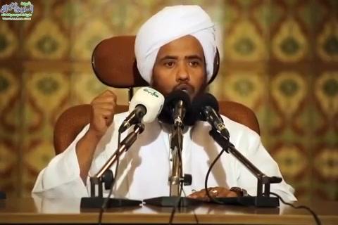 قول الله تعالى : فيه ظلمات ورعد وبرق - تيسير التفسير
