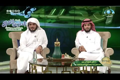 موائد قرآنية - ديوانية المدينة