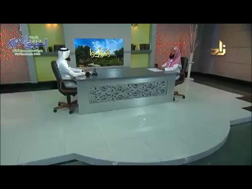 االصلاة الخاشعه - برنامج وتزودوا الحلقه 2