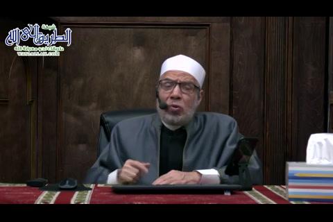 (33) الإيمان بالرسل 2- ما لا يسع المسلم جهله