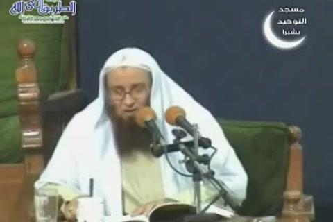 الدرس ( 4) شرح أصول السنة للإمام أحمد