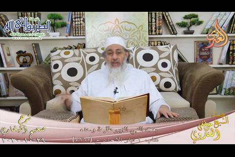 البخاري -719- بعث النبي الزبير طليعة وحده ح-7261-   29 10 2020