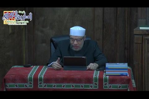 28- الإيمان بالملائكة 2  -   ما لا يسع المسلم جهله