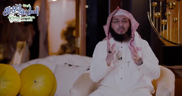 يتكلمون عليك وغداً يمدحونك -14- اسقني القرآن