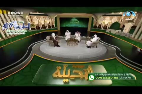 أثر القرآن على الأبدان - ديوانية المدينة
