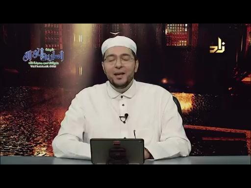 تلاميذ الإمام الشاطبي - الحلقة 18 - برنامج قصة مقرئ