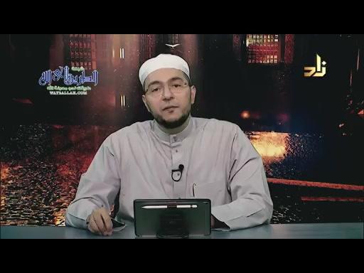 الشيخ علي بن محمد الضبّاع - الحلقة 25 - برنامج قصة مقرئ