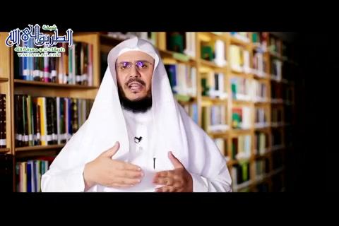 معنى قوله تعالى -وكنتم على شفا حفرة من النار - الحلقة 155 -  غريب القرآن
