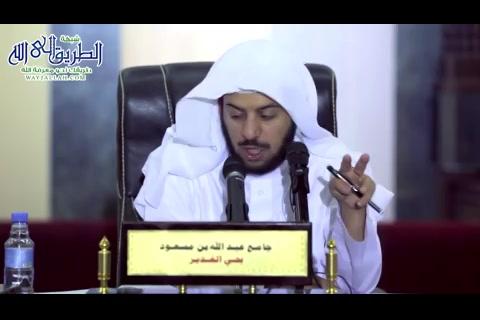 الإلمام بآيات الأحكام الحلقة -44-  الآية -36- من سورة النساء