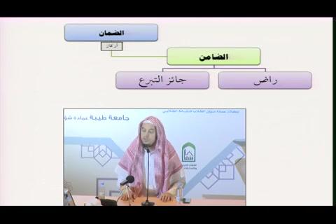 فقه المعاملات - (7 من 11) التأهيل الفقهي - فقه المعاملات 1437 (الشرح المعتمد)