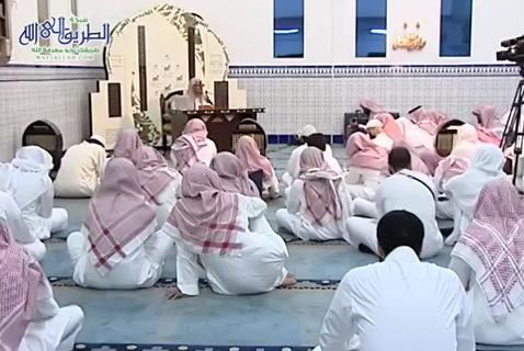 المجلس (23) شرح مختصر صحيح مسلم