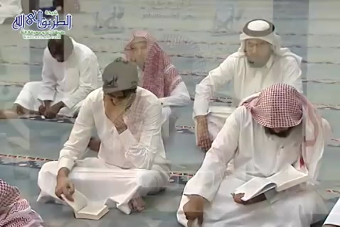 المجلس (31) شرح مختصر صحيح مسلم
