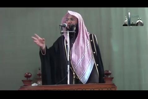 خطبةالجمعةالتيأخبرفيهاالشيخمحمدالصاويبرؤيتهللنبي!-خيولالفرح