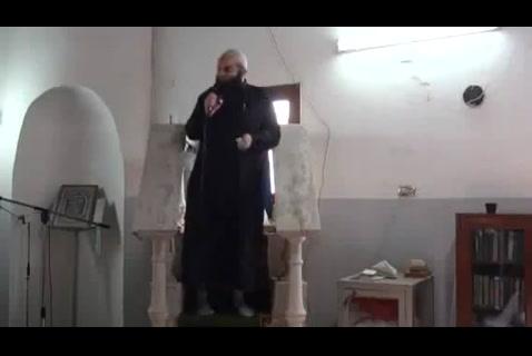 لاتخونوااللهوالرسولصلىاللهعليهوسلم-خطبالجمعة