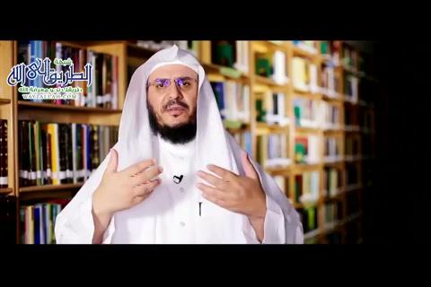 معنى قوله تعالى -وابتغوا إليه الوسيلة - الحلقة 160 - غريب القرآن