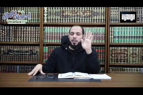 تفسيرسورةالكهف-6-الآيات-60-82