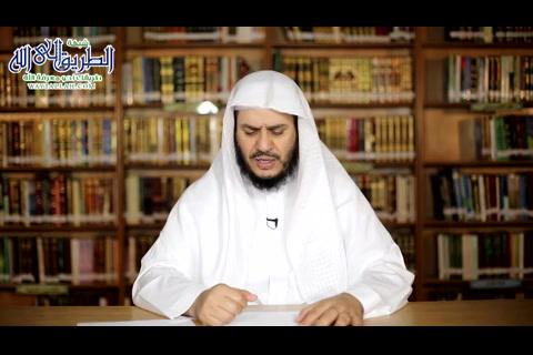 التعليقعلىتفسيرالبيضاوي-سورةالأعراف-16-تفسيرمنالآية-137-إلىالآية-145