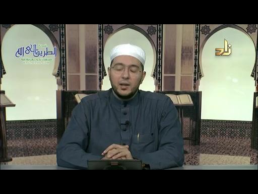 برنامج مقرأة الإمام نافع  الحلقة 166