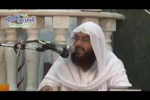 مباحث في علوم القرآن العبرة بعموم اللفظ لا بخصوص السبب