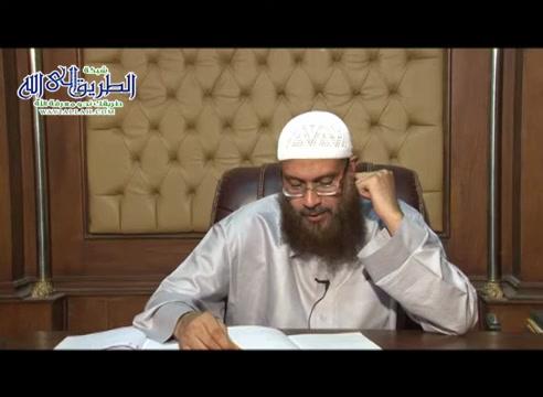 18 3 2018 1سنن الترمذي ـ أبواب تفسير القرآن عن رسول الله ـ باب ومن سورة سأل سائل