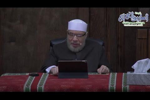 درس الفجر الدكتور صلاح الصاوي - سلسلة ما لا يسع المسلم جهله 108 - أحكام الجنائز 2