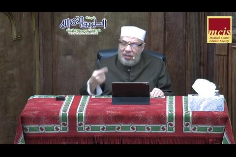 درس الفجر الدكتور صلاح الصاوي - سلسلة ما لا يسع المسلم جهله 110 - أحكام الجنائز 4